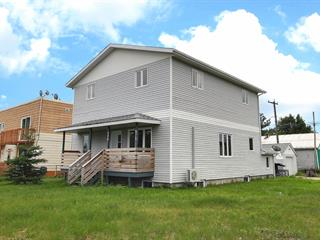 Duplex à vendre à Malartic, Abitibi-Témiscamingue, 561 - 563, Rue  Laval, 17809902 - Centris.ca