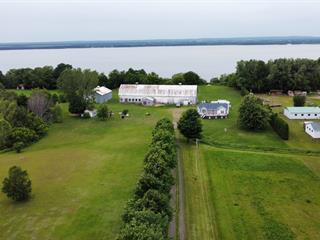 Hobby farm for sale in Saint-Pierre-les-Becquets, Centre-du-Québec, 52Z, Route  Marie-Victorin, 15773435 - Centris.ca