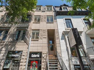 Condo for sale in Montréal (Le Plateau-Mont-Royal), Montréal (Island), 3947, Rue  Saint-Denis, apt. 101, 10929338 - Centris.ca