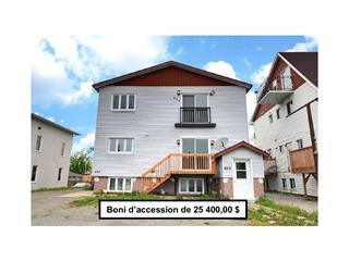 Quadruplex à vendre à Malartic, Abitibi-Témiscamingue, 480 - 486, Rue  Royale, 20446608 - Centris.ca