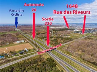 Local commercial à louer à Lévis (Desjardins), Chaudière-Appalaches, 1648, Rue des Riveurs, local 3, 21189428 - Centris.ca