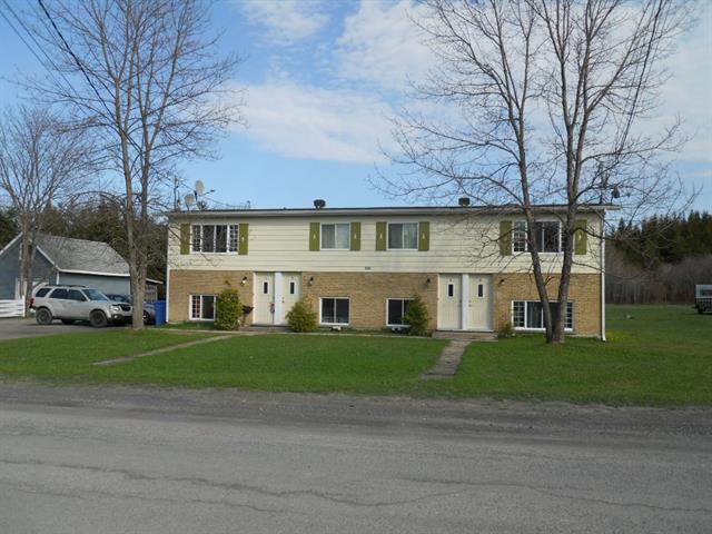 Quadruplex à vendre à Saint-Vianney, Bas-Saint-Laurent, 405, Avenue  Centrale, 12320123 - Centris.ca