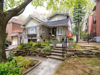 House for sale in Montréal (Côte-des-Neiges/Notre-Dame-de-Grâce), Montréal (Island), 5235, Avenue  MacDonald, 27783287 - Centris.ca