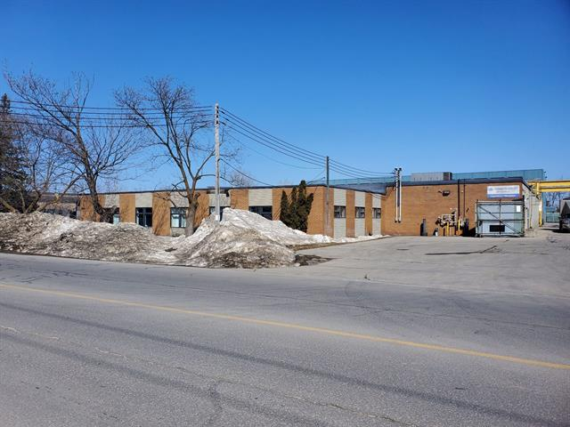 Bâtisse industrielle à louer à Boisbriand, Laurentides, 599, boulevard du Curé-Boivin, 14967958 - Centris.ca