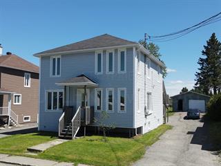 Duplex for sale in Saint-Cyprien (Chaudière-Appalaches), Chaudière-Appalaches, 387 - 387A, Rue  Principale, 14926219 - Centris.ca