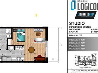 Condo / Apartment for rent in Québec (Sainte-Foy/Sillery/Cap-Rouge), Capitale-Nationale, 1213, Avenue  Charles-Huot, apt. 214, 20959986 - Centris.ca