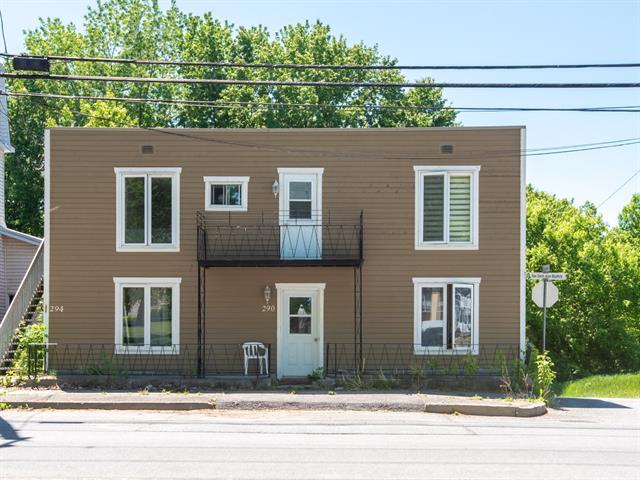 Triplex à vendre à Nicolet, Centre-du-Québec, 290 - 294, Rue  Saint-Jean-Baptiste, 15513672 - Centris.ca