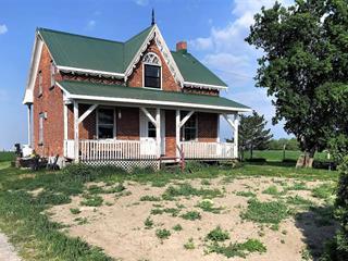 Maison à vendre à Saint-Louis-de-Gonzague (Montérégie), Montérégie, 11, Rang du Trente, 28529103 - Centris.ca