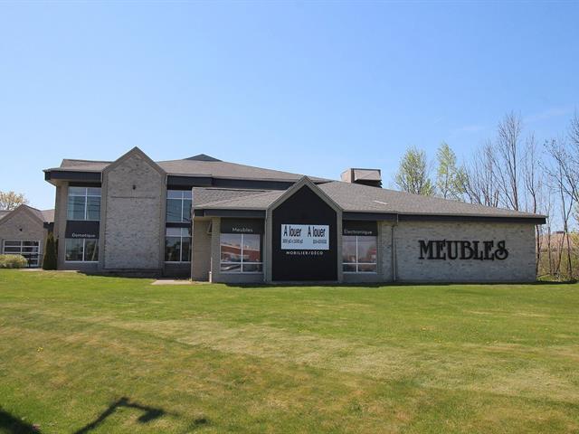 Commercial building for rent in Sherbrooke (Brompton/Rock Forest/Saint-Élie/Deauville), Estrie, 5087, boulevard  Bourque, 23666757 - Centris.ca