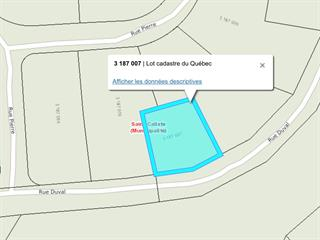 Lot for sale in Saint-Calixte, Lanaudière, Rue  Duval, 26481411 - Centris.ca