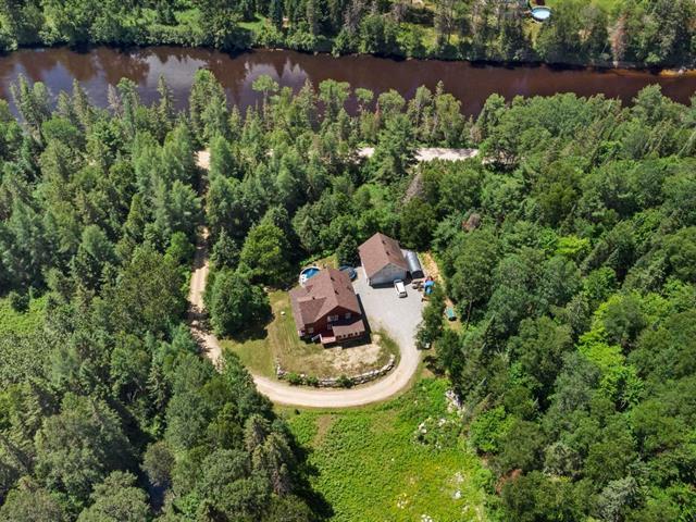 House for sale in La Macaza, Laurentides, 469, Chemin du Pont-Couvert, 19097767 - Centris.ca