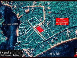 Lot for sale in Notre-Dame-de-Pontmain, Laurentides, 104, Chemin du Domaine, 20310831 - Centris.ca