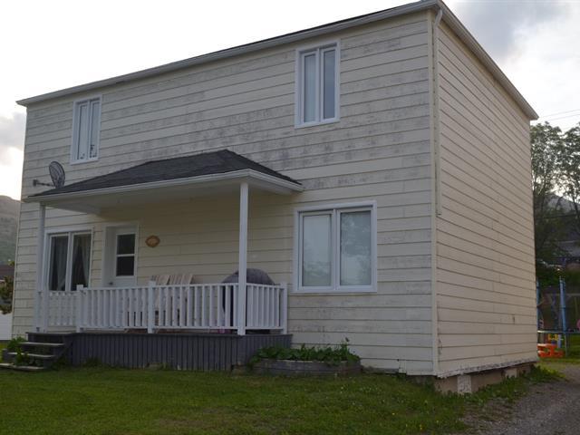 Maison à vendre à Murdochville, Gaspésie/Îles-de-la-Madeleine, 709, 3e Rue, 15021341 - Centris.ca