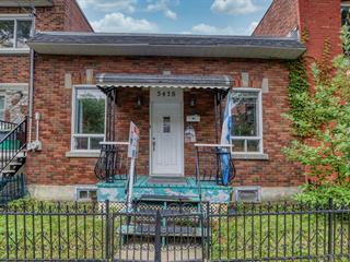 Maison à vendre à Montréal (Rosemont/La Petite-Patrie), Montréal (Île), 5478, 9e Avenue, 16097199 - Centris.ca