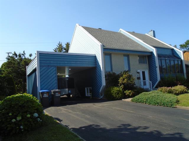 Maison à vendre à La Pocatière, Bas-Saint-Laurent, 910, Rue du Parc, 17279130 - Centris.ca