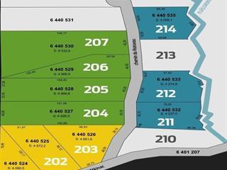 Lot for sale in Saint-Roch-de-Mékinac, Mauricie, Chemin du Ruisseau-Mékinac, 20555591 - Centris.ca