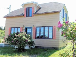 Maison à vendre à Percé, Gaspésie/Îles-de-la-Madeleine, 680, Route  132 Est, 24199652 - Centris.ca