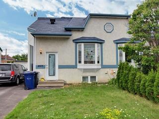 Maison à vendre à Laval (Saint-François), Laval, 4073, Rue  Doublet, 21032621 - Centris.ca