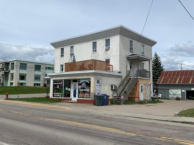 Quadruplex for sale in Normandin, Saguenay/Lac-Saint-Jean, 985 - 991, Rue  Saint-Cyrille, 13615336 - Centris.ca