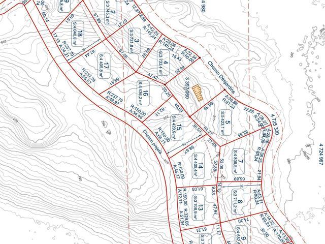 Lot for sale in Notre-Dame-du-Laus, Laurentides, Chemin  Desjardins, 21759045 - Centris.ca
