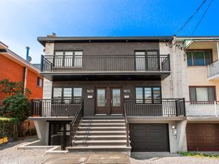 Condo / Appartement à louer à Montréal (Ahuntsic-Cartierville), Montréal (Île), 9672, Avenue  Charton, 27118399 - Centris.ca