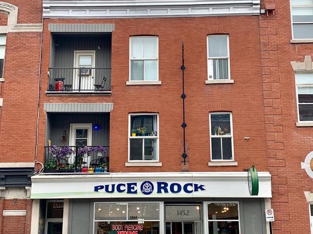 Triplex for sale in Trois-Rivières, Mauricie, 1452 - 1456, Rue  Notre-Dame Centre, 23526246 - Centris.ca