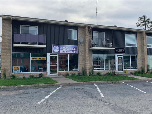 Local commercial à louer à Victoriaville, Centre-du-Québec, 87, Rue  Saint-Jean-Baptiste, 12845020 - Centris.ca
