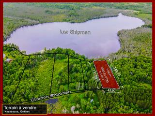 Lot for sale in Kazabazua, Outaouais, Chemin  Shipman, 9435432 - Centris.ca