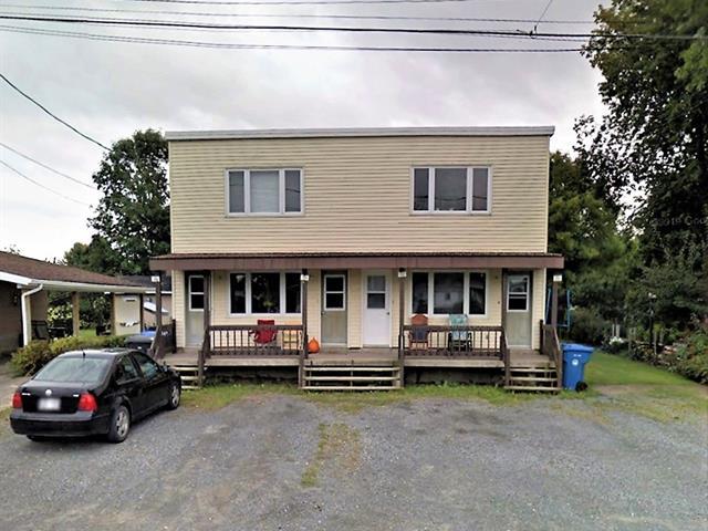 Quadruplex à vendre à Nicolet, Centre-du-Québec, 200 - 206, Rue de Monseigneur-Gravel, 17229603 - Centris.ca