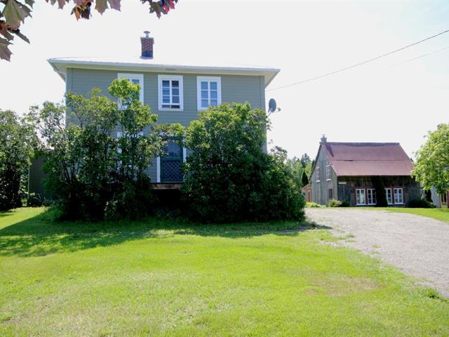 Hobby farm for sale in Saint-Alexandre-de-Kamouraska, Bas-Saint-Laurent, 125A, Rang  Saint-Charles Est, 18046944 - Centris.ca