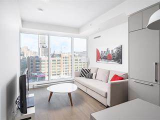 Condo / Apartment for rent in Montréal (Ville-Marie), Montréal (Island), 1188, Rue  Saint-Antoine Ouest, apt. 901, 15162627 - Centris.ca