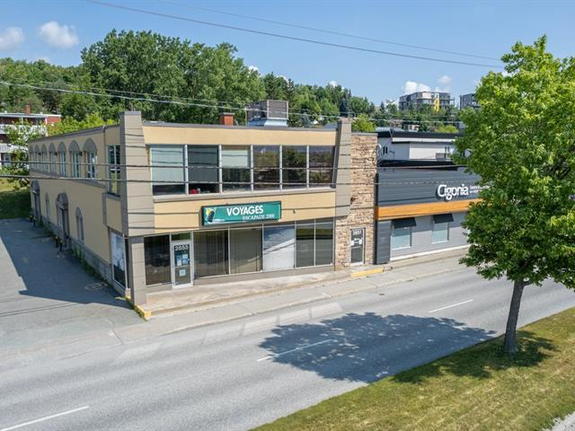 Commercial unit for rent in Sherbrooke (Les Nations), Estrie, 2857, Rue  King Ouest, 11114028 - Centris.ca