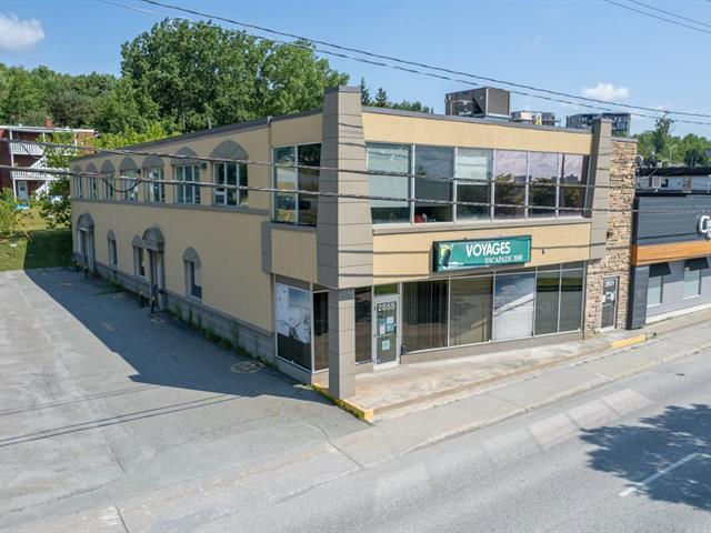 Commercial unit for rent in Sherbrooke (Les Nations), Estrie, 2853, Rue  King Ouest, 12495700 - Centris.ca