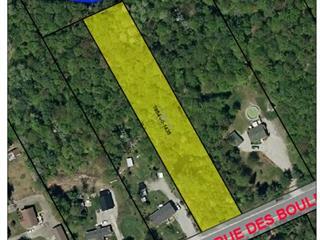 Terrain à vendre à Acton Vale, Montérégie, Rue des Bouleaux, 12291775 - Centris.ca