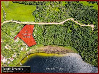 Terrain à vendre à Low, Outaouais, Chemin  Montague, 16702580 - Centris.ca