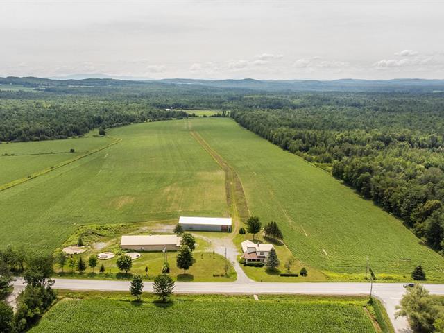 Farm for sale in Stanbridge East, Montérégie, 156, Route  202, 19018604 - Centris.ca