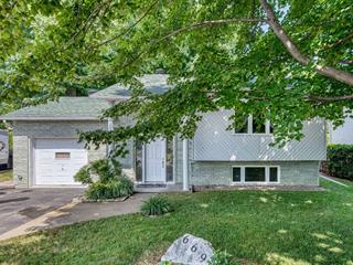 House for sale in Saint-Amable, Montérégie, 669, Rue du Muguet, 24638635 - Centris.ca