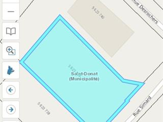 Terre à vendre à Saint-Donat (Lanaudière), Lanaudière, Rue  Simard, 11398816 - Centris.ca
