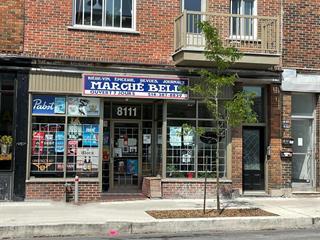 Commercial unit for rent in Montréal (Villeray/Saint-Michel/Parc-Extension), Montréal (Island), 8111, Rue  Saint-Denis, 24828915 - Centris.ca