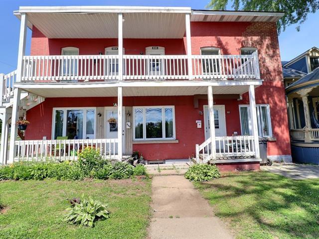 Quadruplex à vendre à Victoriaville, Centre-du-Québec, 880 - 886, boulevard des Bois-Francs Sud, 11237385 - Centris.ca