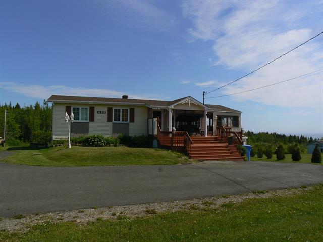 House for sale in Port-Daniel/Gascons, Gaspésie/Îles-de-la-Madeleine, 486, Route  132 Est, 14304631 - Centris.ca