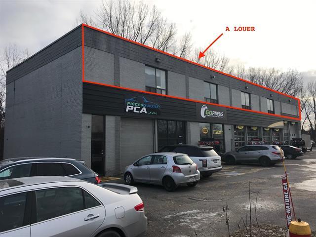 Local commercial à louer à Laval (Chomedey), Laval, 1500, boulevard  Saint-Martin Ouest, local 201, 24152547 - Centris.ca