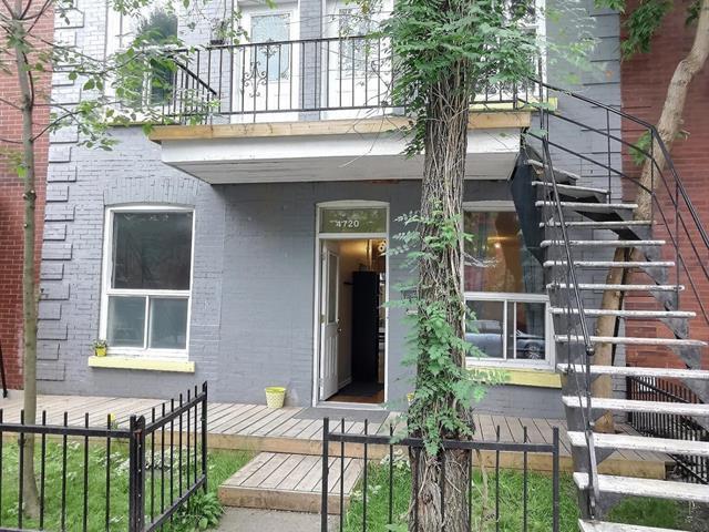 Triplex for sale in Montréal (Le Plateau-Mont-Royal), Montréal (Island), 4720 - 4724, Rue  Cartier, 12032202 - Centris.ca