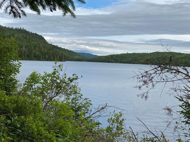 Land for sale in Saint-Aimé-des-Lacs, Capitale-Nationale, Chemin du Lac-du-Pied-des-Monts, 27369790 - Centris.ca