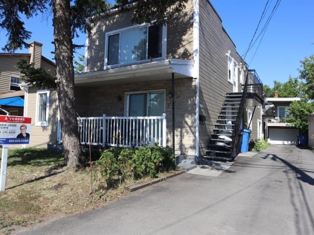 Quintuplex à vendre à Saint-Constant, Montérégie, 251 - 251D, Rue  Saint-Pierre, 9966713 - Centris.ca