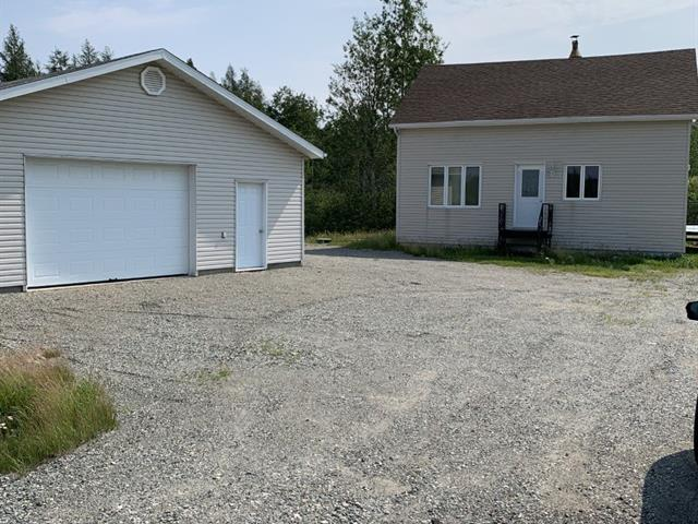 Maison à vendre à Rivière-Héva, Abitibi-Témiscamingue, 296, Route  Saint-Paul Sud, 13310217 - Centris.ca