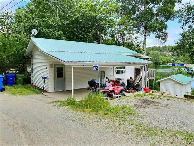 House for sale in Duhamel-Ouest, Abitibi-Témiscamingue, 185, Chemin du Lac-Laperrière, 13695415 - Centris.ca