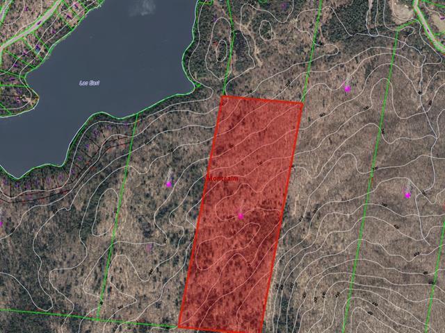 Terre à vendre à Montcalm, Laurentides, Chemin du Lac-Earl Est, 17890477 - Centris.ca
