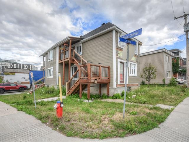 Duplex for sale in Gatineau (Hull), Outaouais, 200, Rue  Laval, 18296264 - Centris.ca