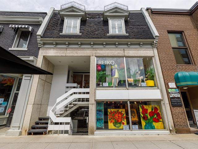 Commercial building for sale in Westmount, Montréal (Island), 1335 - 1339, Avenue  Greene, 12617093 - Centris.ca